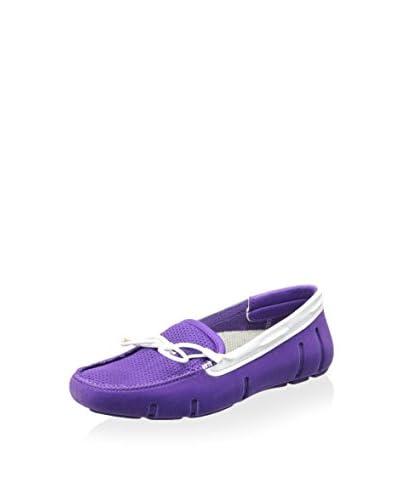 SWIMS Women's Velvet Sport Loafer
