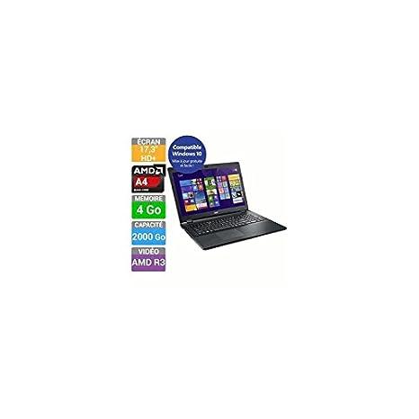Acer - ACER Ordinateur Portable Aspire E5-721-437K AMD A4
