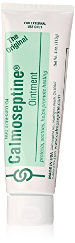 Calmoseptine Ointment Tube, 4 Ounce