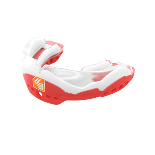 """Shock Doctor Paradenti """"Ultra 2 STC"""" - Rosso"""