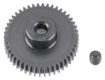 Robinson Racing Products 4346 Alum Pro Pinion Gear 64P, 46T - 1