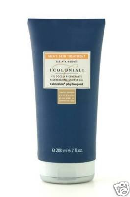 I Coloniali Men's Skin Care - Regenerating Shower Gel 200ml