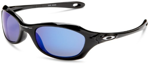 Oakley Men's XS Five Iridium Sunglasses