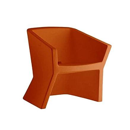 Slide Exofa Poltrona Arancio zucca