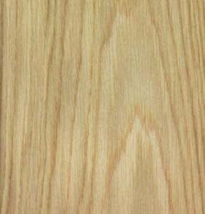 Wood Veneer, Oak, White Flat Cut, 4 x 8, 10 mil Paper Backer