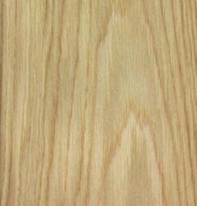 Wood Veneer, Oak, White Flat Cut, 4 x 8, 10 mil Paper Backer