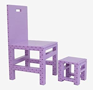kids table and chair set light purple furniture bedroom a small table