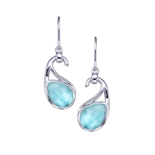 MarahLago - Larimar Seduction Earrings