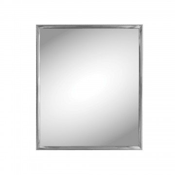 Silver Trim Wall Mirror 10 X 12 Inches