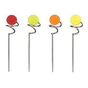 Trudeau Fusion Cocktail Picks, Set of 4 SALE