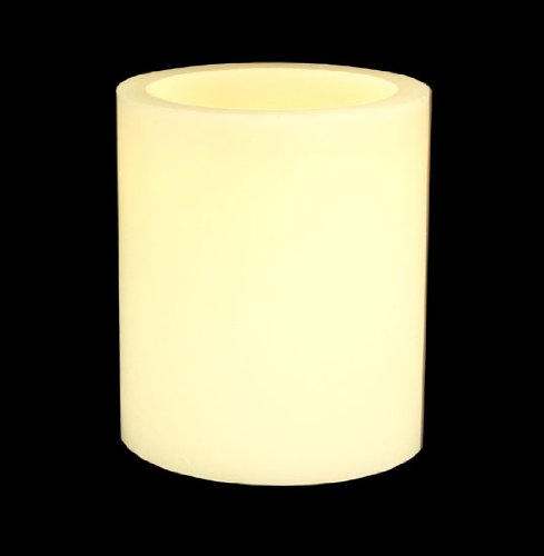 Hollow Wax Candle Holder Is Designed To Hold A Battery Operated Tealight Candle (6 Pcs.)