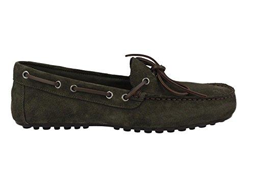Green Shoe 31A2 FRAU CASTORO 42 Verde