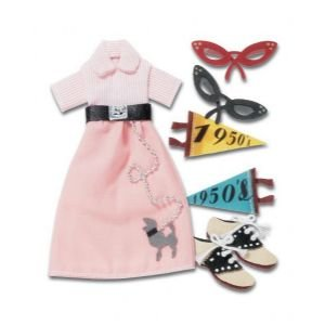 JOLEE BOU STKR POODLE SKIRT Papercraft, Scrapbooking (Source Book)