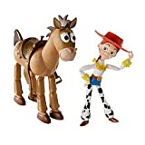 Disney / Pixar Toy Story 3 Exclusive Movie Moments 6 Inch Action Figure 2Pack Jessie Bullseye