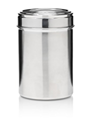 Stainless Steel Storage Jar