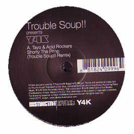 Trouble Soup!! Presents / Y4K (Disc 1)