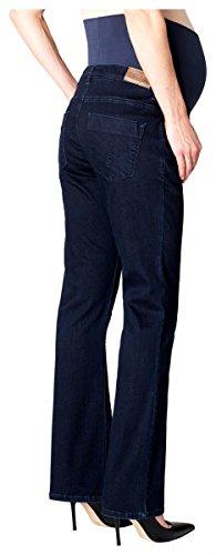 ESPRIT Maternity-Pantaloni premaman Jeans Denim OTB Boot Cut darkwash W34