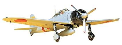 Tamiya - 61016 - Maquette - A6M2B Zero Model 21 - Echelle 1:48