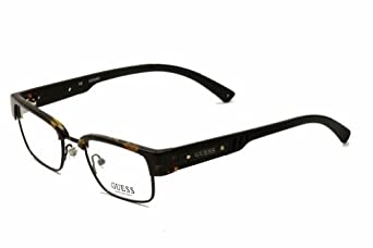 Guess Mens Eyeglasses GU1721 1721 Tortoise/Black Full Rim Optical Frame 48mm