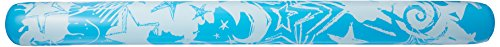 POOLMASTER 81733 Inflatable Graffiti Fun Noodle, 5 by 8-Inch
