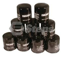 1 Case of 12 Stens Oil Filters 120-634 Ariens 210380000 Toro 108-3842 See Listing for Fitment -120-990