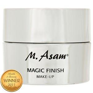 m asam magic finish makeup wrinkle filling makeup mousse full coverage 30 ml. Black Bedroom Furniture Sets. Home Design Ideas