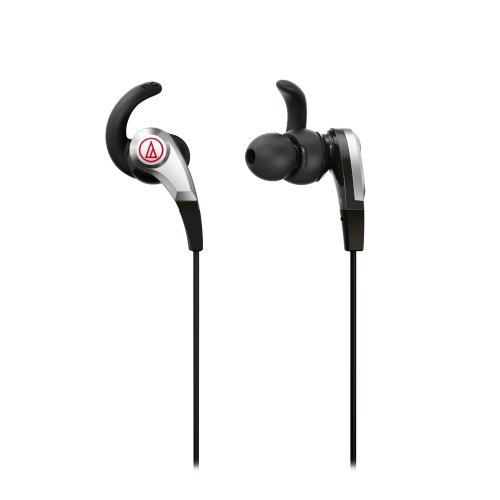 Audio-Technica ATH-CKX5BK SonicFuel Auricolari, Nero