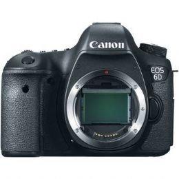 CANON EOS 6D 20.2 Megapixel Digital SLR Camera (Body Only) / 8035B002 /