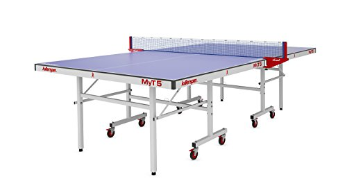 Killerspin MyT5 Premium Table Tennis Table, Blue