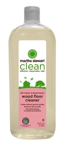 Martha Stewart Clean Wood Floor, 35 Fl. Oz bottle (Pack of 2)