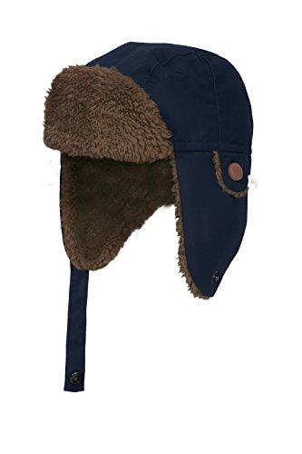 Target Dry Bambini Unisex Trapper caldo cappello impermeabile (Blu marino, M)