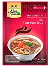 Asian Home Gourmet Thai Tom Yum Soup Pack of 6x175z