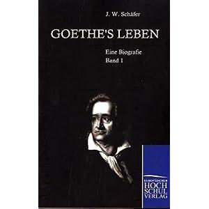 【クリックでお店のこの商品のページへ】Goethe's Leben [ペーパーバック]