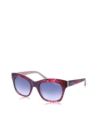 GUESS Gafas de Sol 728 (51 mm) Rojo