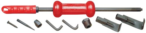 TEKTON 5632 5-lb. Slide Hammer Dent Puller Set, 9-Piece (Slide Hammers compare prices)