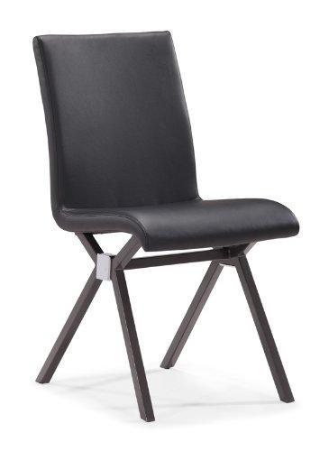 2 Xert Dining Chairs (White)