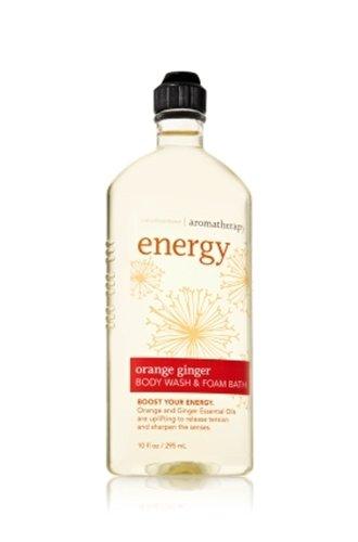 バス&ボディワークス アロマセラピー エナジー オレンジジンジャーウォッシュ&フォームバス Aromatherapy Energy Orange Ginger Body Wash & Foam Bath