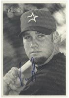 Keith Ginter Houston Astros 2001 Bowman Heritage Autographed Hand Signed Trading Card... by Hall+of+Fame+Memorabilia
