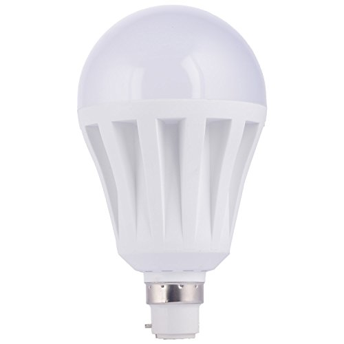 15W Aluminum LED Bulb (White)