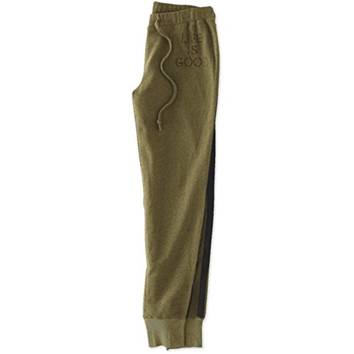 Life is good Marled Terry Jogger Pants Lig Stitch Pants, Woodland Green, Small (Life Is Good Women Sweatpants compare prices)
