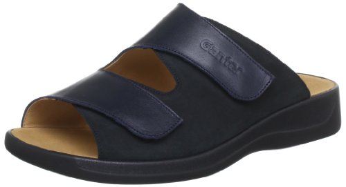 Ganter Monica, Weite G 5-202501-30300, Damen Clogs & Pantoletten, Blau (ocean/ocean 3030), EU 42 (UK 8)