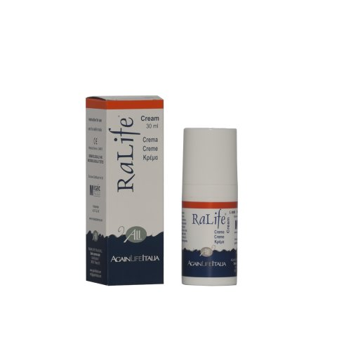 Again Life Italia RaLife Cream for Inflammed and Itchy Skin - 30 ml