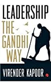 img - for Leadership: The Gandhi Way book / textbook / text book