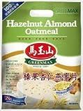 Greenmax - Hazelnut Almond Oatmeal (Pack of 1)