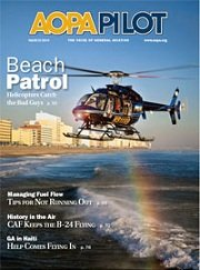 AOPA Pilot: GA Serves America: Helicopter Police Patrol, B-24 Liberator, GA in Haiti (March 2010) (The Voice of General Aviation, Volume 53, Number 3)