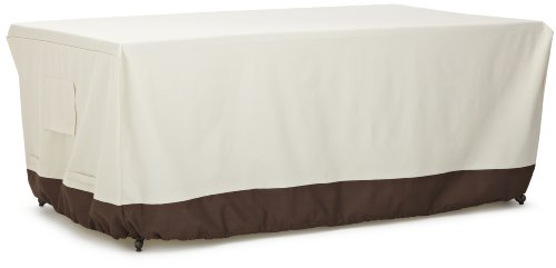 AmazonBasics - Copertura per tavolo da pranzo, 190 cm