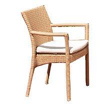 Sitzkissen für Sessel Cartago in classic-naturfarben