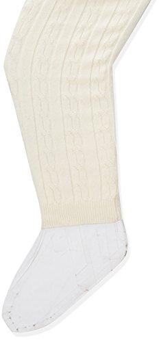 Hatley Cream Cable Knit Tights-Infant, Collant Bimbo, Bianco Avorio, 6-12 Mesi