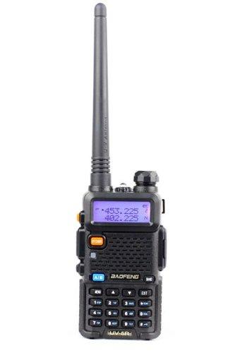 BaoFeng UV-5R 65-108 MHz Dual-Band Ham Radio