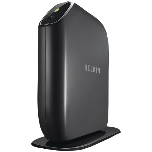 Belkin N600 Wireless Dual-Band N+ Router - F7D9302 (Latest Gen)
